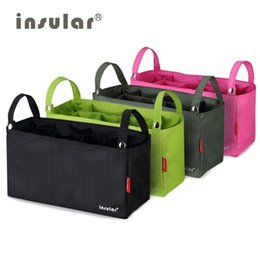 Wholesale Free shiping New Style Stroller Bags Organizer Baby Diaper Bags Liner cheap price