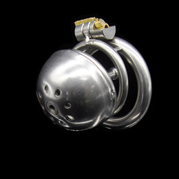 Wholesale New Stainless steel Urethral Tube Male Chastity device PA lock A221