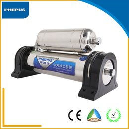 Wholesale UF water filter water purifier for kitchen and apartment use with fashion housing