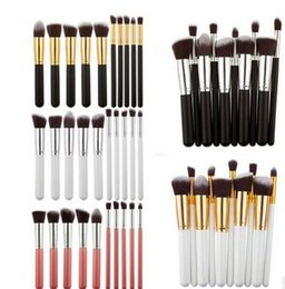 Wholesale Makeup Brushes Soft Easy make up colorful Good quality Cheap Free freight Quickly shipments Clean Safety