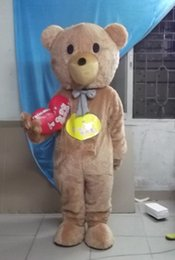 Wholesale sell like hot cakes Teddy bear leopard bear Winnie the Pooh baby bear doll cartoon doll clothing cartoon mascot costume