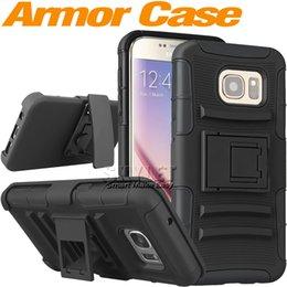 Wholesale For Zmax Pro Z981 Iphone Armor Case Impact Hybrid Case Degree Rotating Belt Clip Holster Kicksatand Case For LG K10 Iphone S Plus OPP
