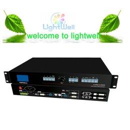 Wholesale led processor with VGA DVI HDMI for p2 p3 p4 p5 p6 p8 p10 rgb full color led video wall panel
