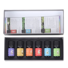 Wholesale 2016 LAVEN Top bottles Pure Essential Oils Best Buy Gift Set Therapeutic Grade Essential Oils or Hair Skin Aromatherapy Scents