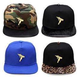 Descuento sombreros de camuflaje Camuflaje nuevos sombreros del Snapback de béisbol Equipos deportivos casquillos de Hip Hop del algodón detrás los sombreros ajustables gorras de plato de Hiphop Cap Negro CASQUET