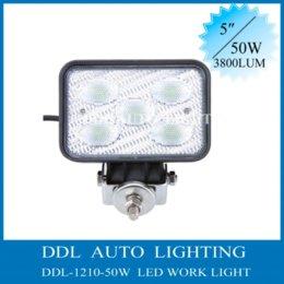 Wholesale super Bright W LED Work Light V Aluminium LED Offroad Light For SUV truck Tractor Light w w Led Worklight M55582