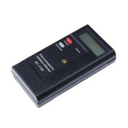 Wholesale 1PCS DT1130 CE Certificated Digital LCD Electromagnetic Radiation gauge Detector EMF Meter Dosimeter Tester Drop shipping