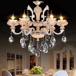 Wholesale Victorian residential lighting chandeliers Contemporary luxury crystal chandeliers Old beautiful crystal chandeliers led