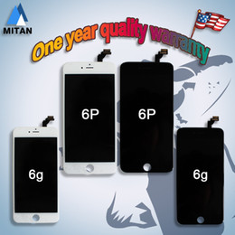 Wholesale For Iphone lcd Iphone plus lcd Grade A LCD Display Touch Digitizer Complete Screen with day