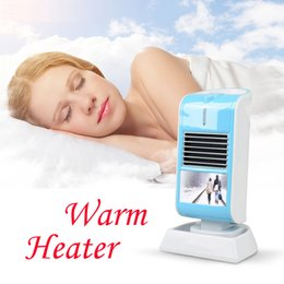 Wholesale Warm Heater Hot Air Conditioner with DHL Fedex UPS New Fasion Design Mini Heater