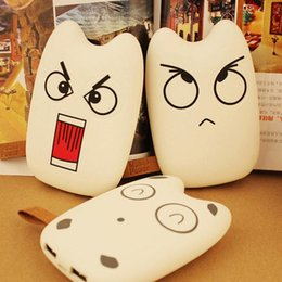 DoSHIN Real 8000mAh Cute 3D Cartoon Power Bank Dual USB Battery Charger For Iphone Samsung