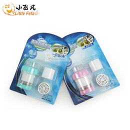 Wholesale Household Water Purifier Magnetizing Kitchen Tap Water Filter Tap For Home Ionizer Filter For Water Active Carbon Shower DHL Free