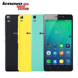 Wholesale Original Lenovo K3 Note K50 T5 K50 T3s Android Mobile Phone MTK6752 Octa Core G FDD LTE quot FHD MP Camera G RAM GB ROM