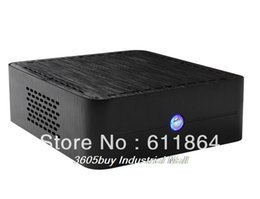 Wholesale Dual core hd computer american gb d2700 none noise mute htpc computer