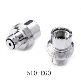 510 to eGo Adapter E Cigarette Adapter 510 battery to eGo screw threading Adapter eGo-510 Converter Extender Electronic Cigarette