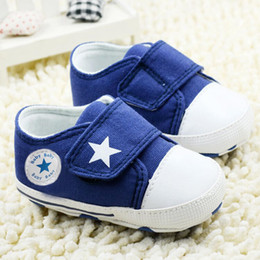 Brand New Casual Spring Autumn Baby Shoes Newborn Boy Girl Sports Shoes First Walkers Kids Children Canvas Shoes
