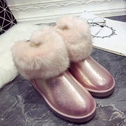 Wholesale Winter shoes snow boots high quality Woman women ankle autumn female australian ug boos australia spring botas femininas