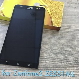 Wholesale Suitable for Zenfone2 ZE551ML display touch screen inside and outside the integrated mobile phone screen assembly LCD screen
