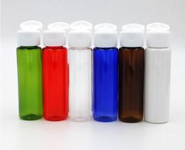 Wholesale Shampoo Bottle Lids - Free shipping 30ml pet plastic bottle flip top cover cap lid liquid container cosmetic & lotion bottle shampoo bottle