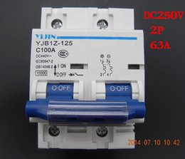 Wholesale New P A DC440V MCB Solar energy Photovoltaic PV DC Circuit Breaker