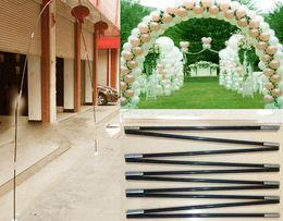 Wholesale Balloon arch Wedding decorations Sticks Event Party supplies Home Garden Festival favors Balloon arch poles