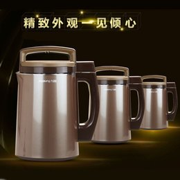 Wholesale soya bean milk machine automatic double booking will be genuine special