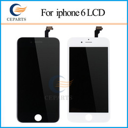 Wholesale High quality A For iPhone LCD Assembly iPhone Display with Touch Screen Digitizer Replacement Brand New Fast DHL Shipping