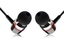 Wholesale Inpher FUQING Super bass earphones Metal Ear Mobile Computer MP3 Universal MM clear voice amazing sound earphone