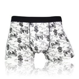 Wholesale mens underwear underwear boxer solid cotton shorts to attract men underwear mens cotton