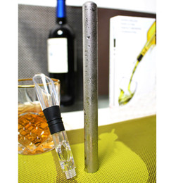 Wholesale New Stainless Steel Wine Cooler NEW Corkcicle White Red Wine Chiller Replace