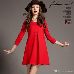 2016 Fall And Winter Clothes New Temperament Sleeve Lace Stitching Big Yards Long Section Of The Influx Of Women Dress LYQ2861