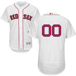 Wholesale MLB Boston Red Sox Baseball Jerseys majestic Flexbase Authentic Davie Price David Ortiz Custom Player Jerseys collection