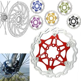 Wholesale 2016 New SNAIL Bicycle bike MTB DH Brake Float Floating Disc Rotors160mm Float Floating Disc Brake Rotor Cycling Bicycle Rotors