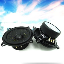 Wholesale High quality inch single core automobile automotive car speakers car HIFI full range speaker car speakers