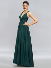 new 2016 V-neck formal Evening Dresses cross straps long section of red carpet Prom Dress adult sexy low-cut party Gown plus size