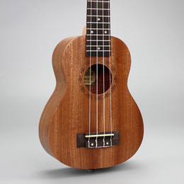 "21-6 21"" Ukulele Mahogany Acoustic guitar Rosewood Fretboard 4-strings guitarra musical instruments Wholesale"