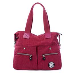 Wholesale Cheap Burgundy Bags - 2016 New arrival women shoulder bags cheap fashion handbags women bags tote bag cheap waterproof bags
