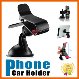 Wholesale Car Mount degree Long Arm Universal Windshield Dashboard Cell Phone Car Holder with Strong Suction Cup for Cellphone