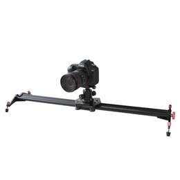 Livraison gratuite pour S3 40 pouces caméra DSLR Slider Dolly track vidéo stabilisateur avec 22lb / 10kg capacité de charge avec 4 amortissement réglable roulements à partir de dolly vidéo curseur fabricateur