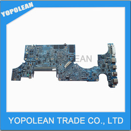 Wholesale Original For Macbook Pro quot A1212 Motherboard A Logic Board MA611LL A CPU T7600 GHz non integrated