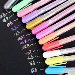 Wholesale Black Paper Special Pen Watercolor Pen DIY Album Dedicated Pen colorful water color