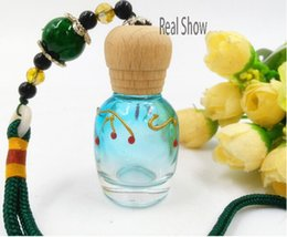 Wholesale perfume bottle pendant different shape antique perfume bottle pendant pc empty perfume bottle for sale