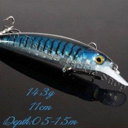 Wholesale Peiscas Artificias g cm depth m for floating Trout wobblers Japan Fishing hooks lazer Minnows Lures Baits sets