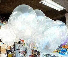 Wholesale 200pcs inch Ball Balloon Wedding Baby Birthday Party Helium Baloons Inflatable Toys Decor toy machine box set