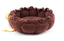 Fuentes del perro muelles en venta-La mascota de la casa del animal doméstico suministra la calabaza caliente de los perros de la perrera del gato que acampa las camas plegables del animal doméstico para / el resorte / el otoño / el invierno 100pcs liberan el envío