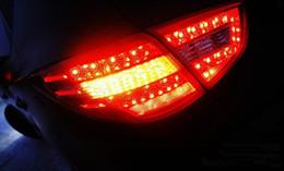 South Korea, IX35 special LED IX35 tail light tail light Mercedes Benz LED rear light assembly IX35 brake lights