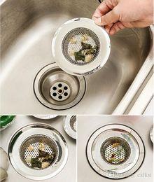 Wholesale Stainless Steel Kitchen Sink Mesh Strainer Basin Drain Garbage Disposal Brand New Good Quality