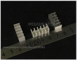 Aluminium Epoxy Expédition gratuite 10pcs Fixer Sur Dissipateur Transistor Avec Fins droites pour cas DIPS en aluminium pour iphone à partir de époxy aluminium fabricateur