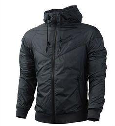 Wholesale Spring Hooded Jacket Mens - 2015 Spring Autumn Fashion Men's Jackets Nylon Waterproof Outdoor Recreation Sport Hooded Jacket Coats Mens Clothing