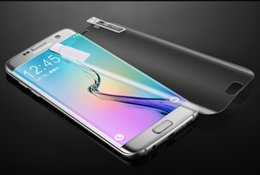 Wholesale 2016 new Samsung Galaxy S7 Edge Tempered Glass Screen Protector Explosion Proof With Retail Box For Resell